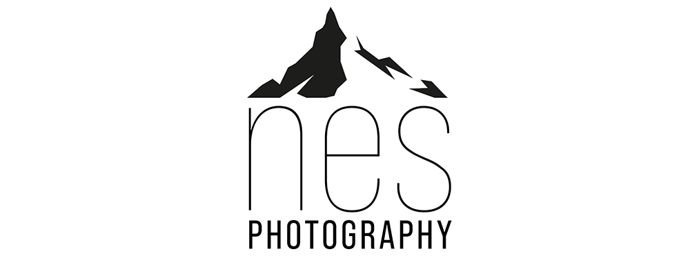 North East Scenic PhotographyWhite Logo