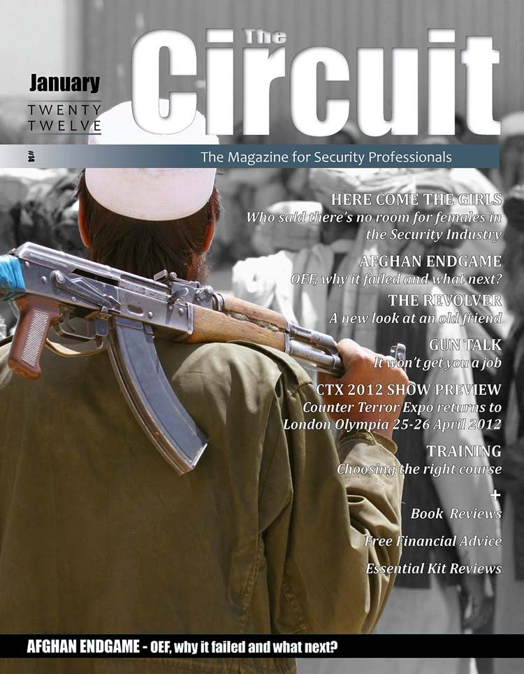 Circuit Magazine Cover - The Afghanistan Endgame