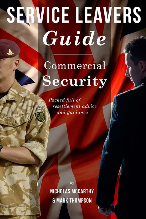Service Leavers Guide front cover